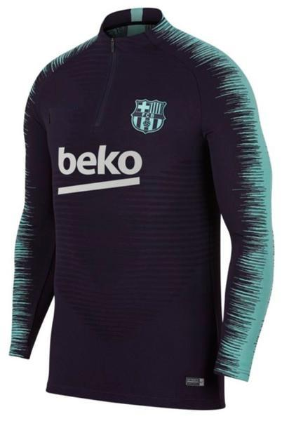 Original Barcelona Premium Track Upper Navy & Blue 2018-19