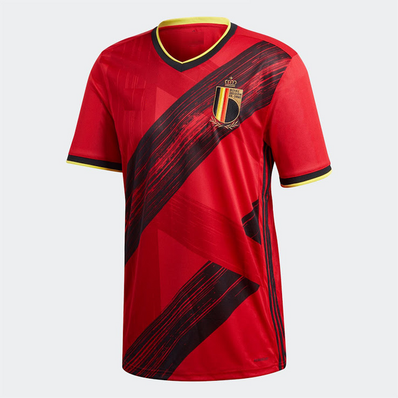 Original Belgium International Home Jersey [Superior Quality] Euro 2020