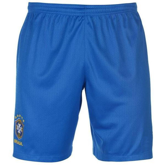 Original Brazil Premium Home Shorts World Cup 2018