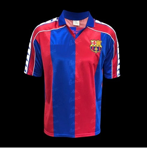 Retro Original Barcelona Home Jersey 1992-95 [Superior Quality]