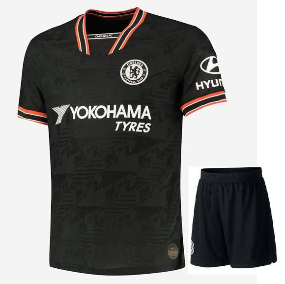 Original Chelsea Premium 3rd Jersey & Shorts [Optional] 2019/20