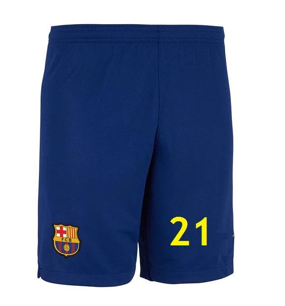 Original F De Jong Barcelona Premium Home Shorts 2019/20