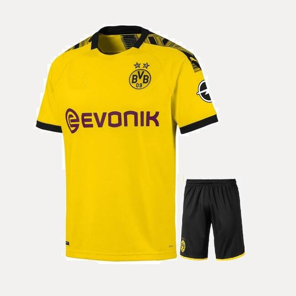 Original Dortmund Premium Home Jersey & Shorts [Optional] 2019/20