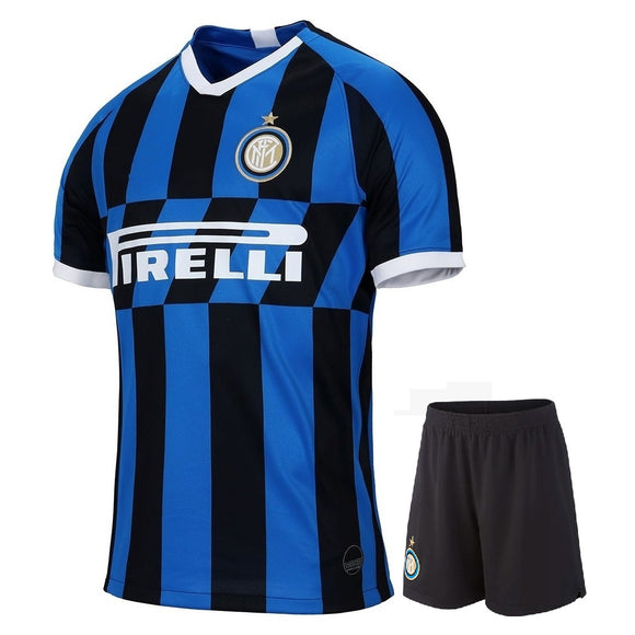 Original Inter Milan Premium Home Jersey & Shorts [Optional] 2019/20