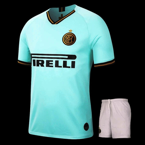 Original Inter Milan Premium Away Jersey & Shorts [Optional] 2019/20