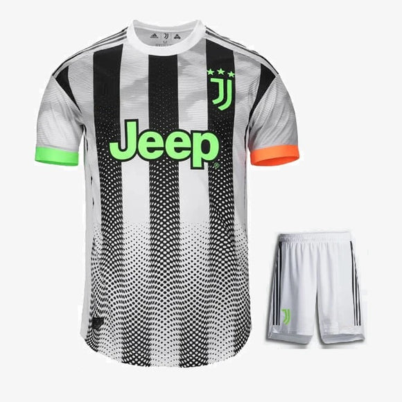 Original Juventus Special Palace Edition 4th Kit Jersey & Shorts [Optional] 2019/20 [with Italia logos]