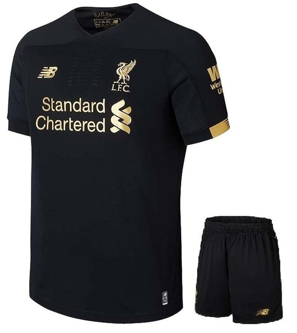 Original Liverpool Goal Keeper Jersey & Shorts [Optional] 2019/20