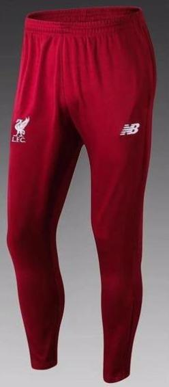 Original Liverpool Maroon Training Trouser