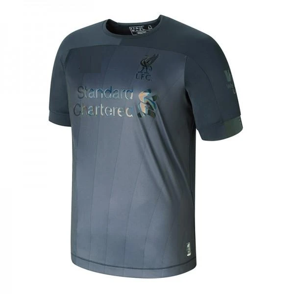 Original Liverpool Special Edition Blackout Jersey 2019/20 [Superior Quality]