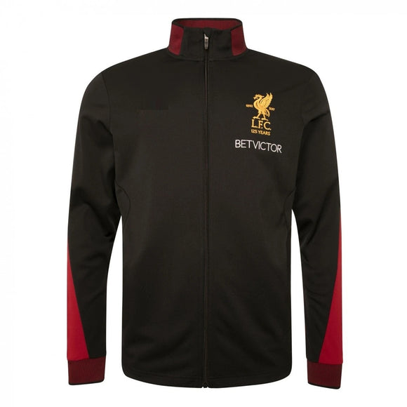 Original Liverpool Premium Black Anthem Jacket