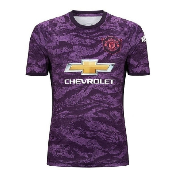 Original Manchester United Goal Keeper Jersey 2019/20 [Superior Quality]