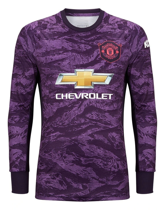Original Manchester United Goal Keeper Full Sleeve Jersey 2019/20 [Superior Quality]