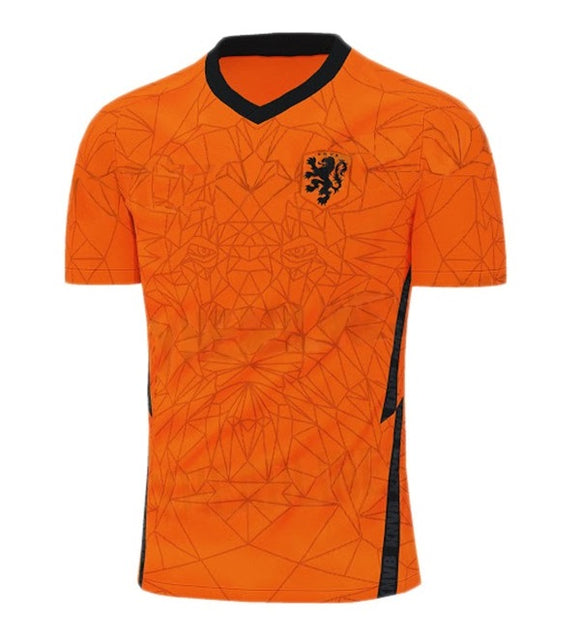 Original Netherlands Premium Home Jersey [Superior Quality] Euro 2020