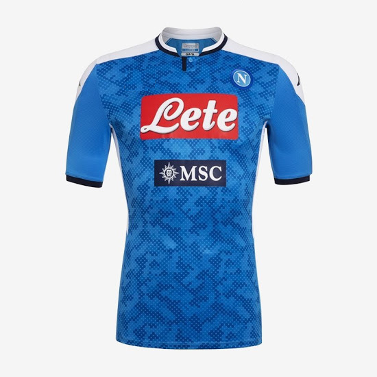 Original Napoli Home Jersey 2019/20 [Superior Quality]