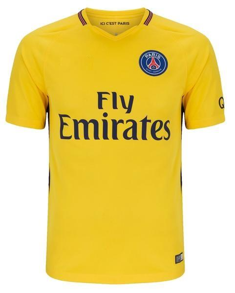Original PSG Premium Away Jersey 2017-18