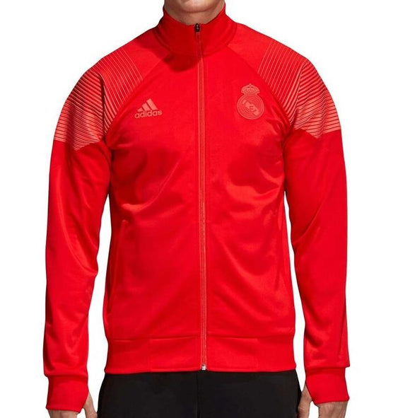 Original Real Madrid Premium All Red Jacket