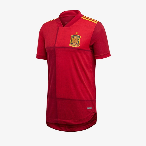 Original Spain International Home Jersey [Superior Quality] Euro 2020