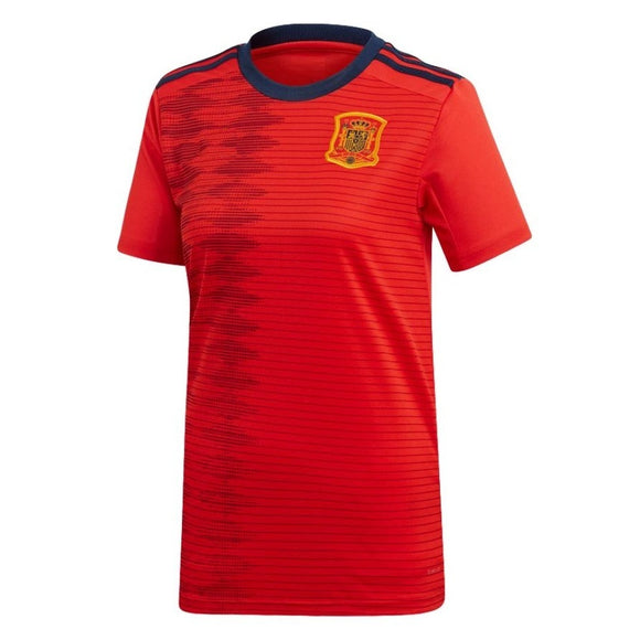 Original Spain Women's International Premium Home Jersey 2019/20 [Superior Quality]