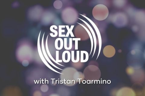 Sex Out Loud with Tristan Taormino podcast. Cannabis, sexual health, and pleasure. Guest John Renko, GoLove CBD Lube.