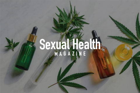 Sexual Healing. A look at the medical science supporting CBD claims