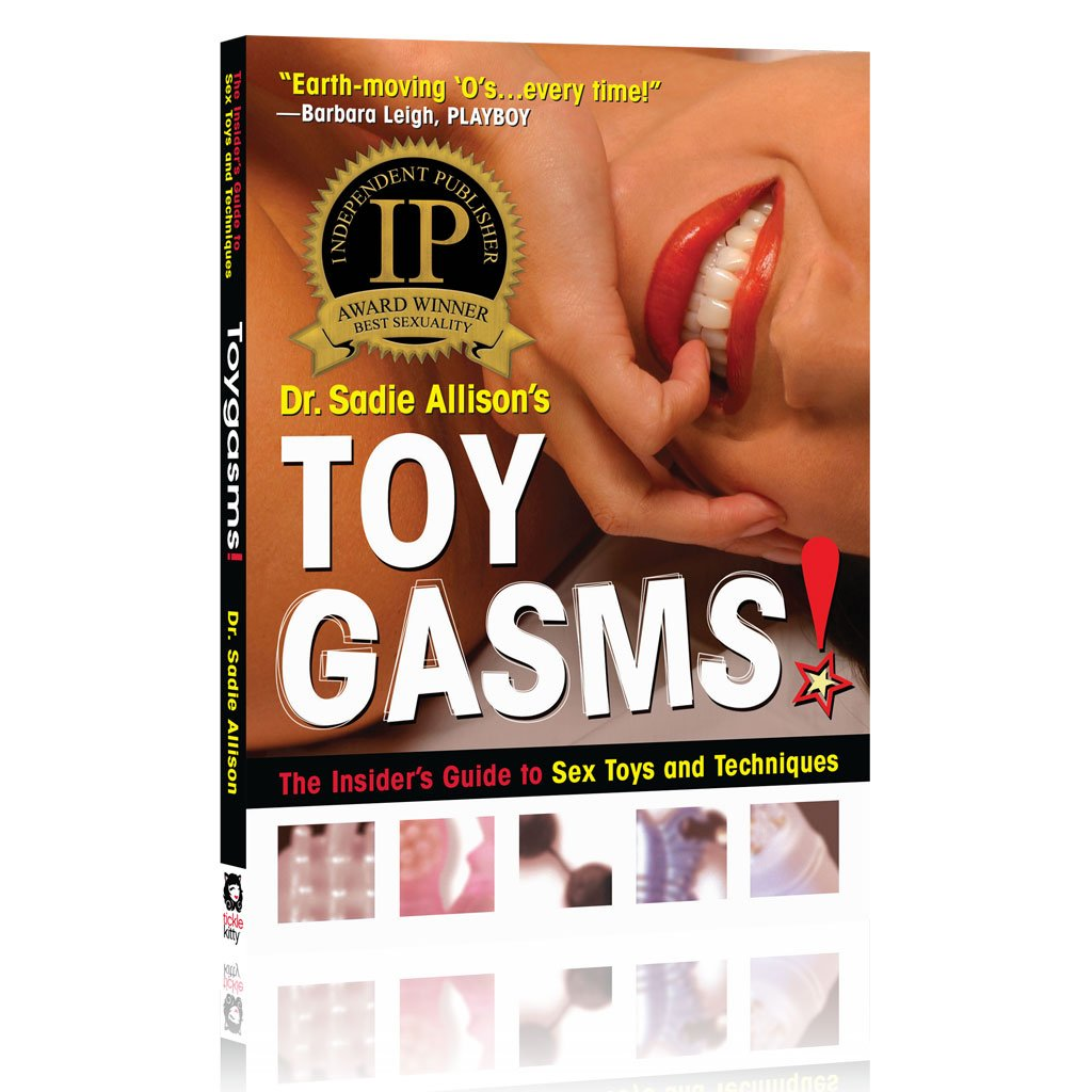 Toygasms! The Insider's Guide To Sex Toys And Techniques Cover