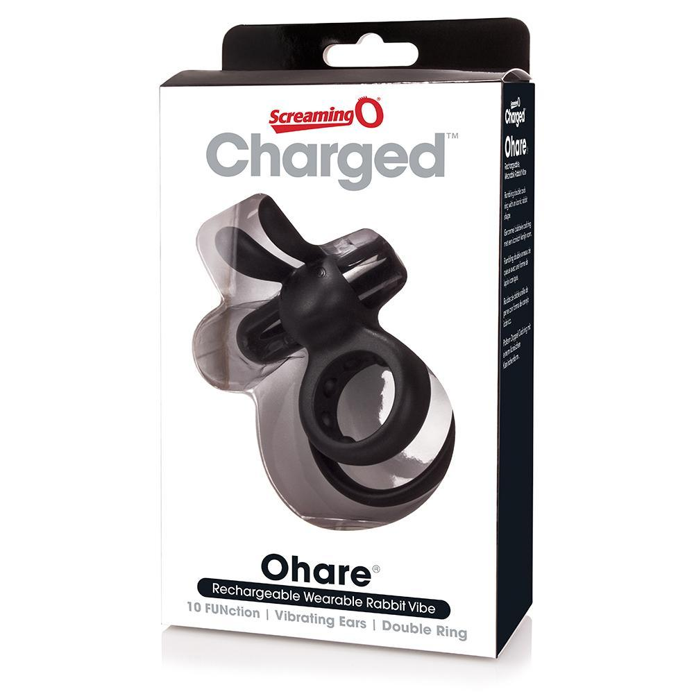 Charged O'hare Double Climax Couples Ring Box