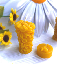 Load image into Gallery viewer, Petite Sunflower Pillar