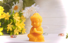 Load image into Gallery viewer, Baby Buddha Statue Candle
