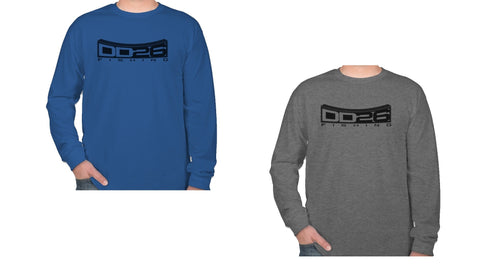DD26 Cotton Long Sleeve T-Shirts