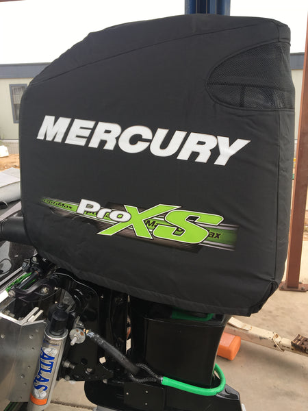 Mercury Optimax & Pro XS Vented Outboard Cover 200-300hp