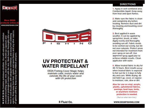 Cover Magic UV Protectant & Water Repellant