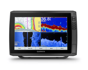 DD26 Fishing Mean Screen Anti Glare tempered glass that fits the  Garmin ECHOMAP Ultra 126sv and 122sv