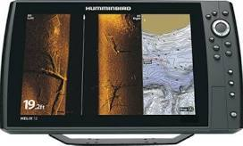 Humminbird Solix 12 all Gens Anti-Glare Mean Screen