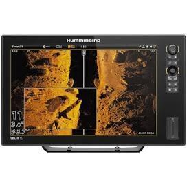 DD26 Fishing Mean Screen Anti Glare tempered glass that fits the Humminbird Solix 15 all Gens