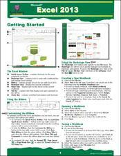 Excel 2013 Quick Source Guide - Quick Source Learning