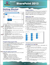 SharePoint 2013 Quick Source Guide