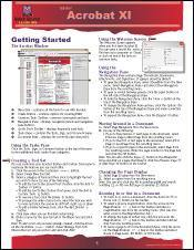 Adobe Acrobat XI Quick Source Guide PDF - Quick Source Learning