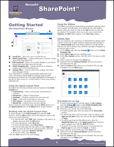 SharePoint Quick Source Guide PDF