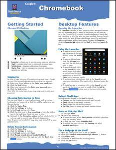 Chromebook Quick Source Guide PDF - Quick Source Learning