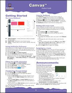 Canvas Student Quick Source Guide PDF - Quick Source Learning