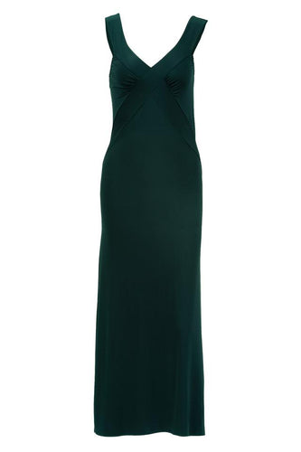 Marlene Maxi dress - green