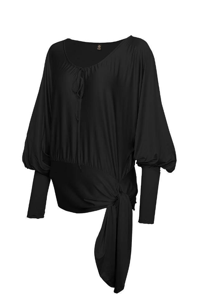 Florence blouse - black