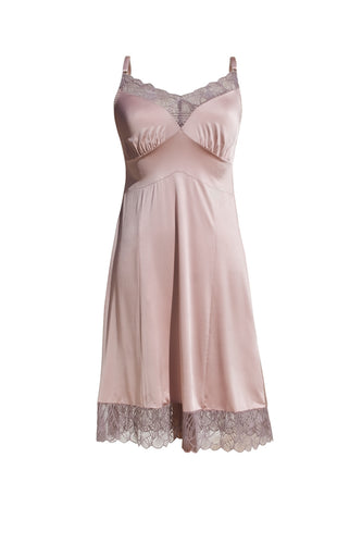 Natalie Dress - dusty Pink