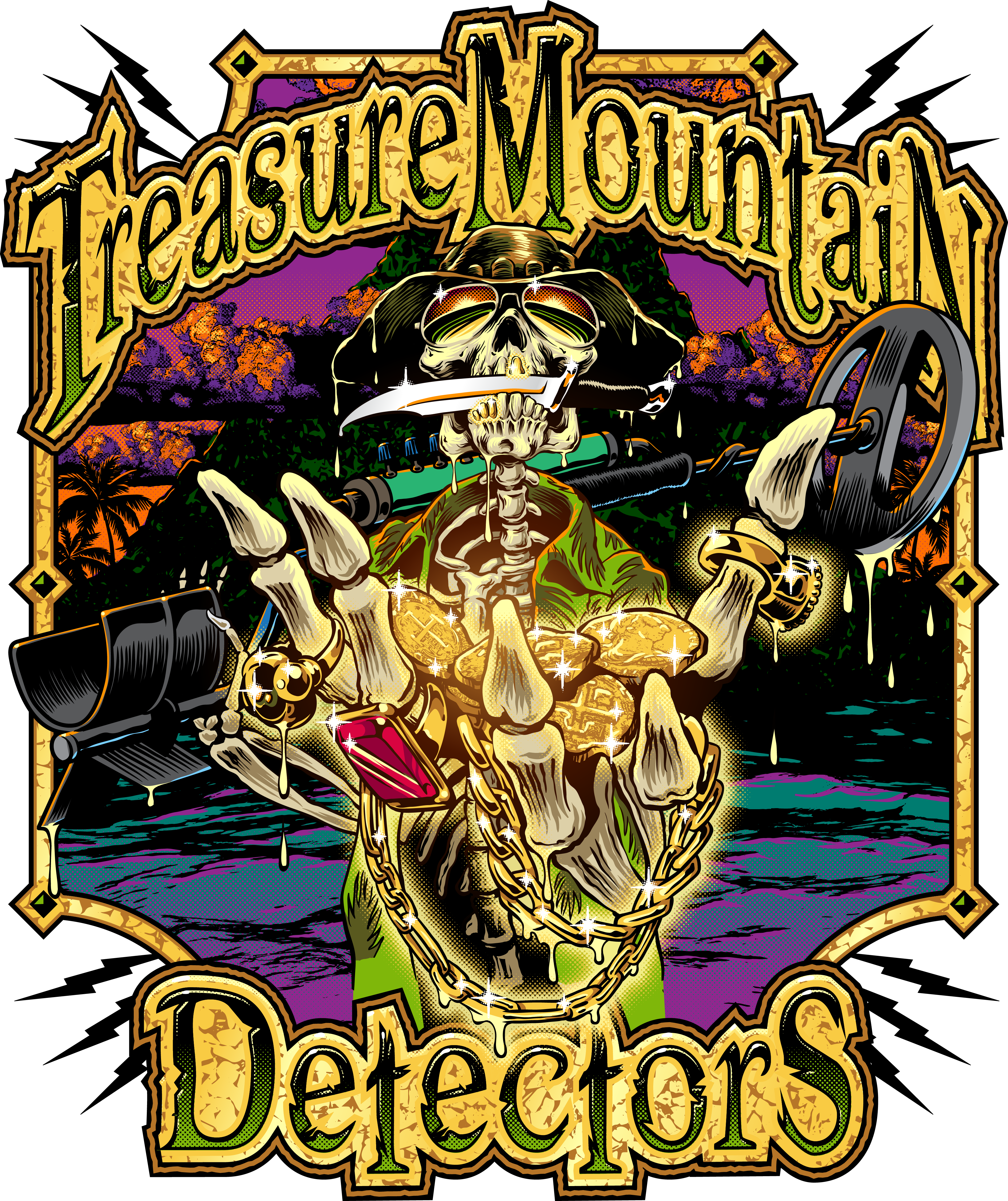 Treasure Mountain Detectors