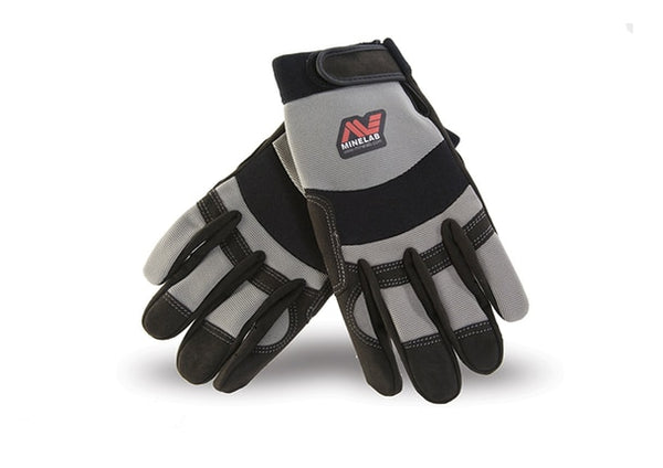 Minelab Digging Gloves