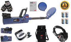 Minelab SDC 2300 All Terrain Gold Metal Detector Pulse Indication Prospecting