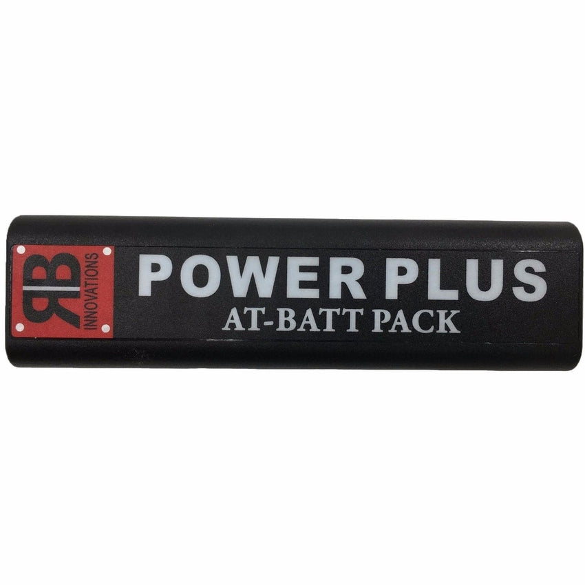 RnB Power Plus AT-Battery Pack Battery for Garrett AT Pro,  AT Gold and AT MAX w/ Charger