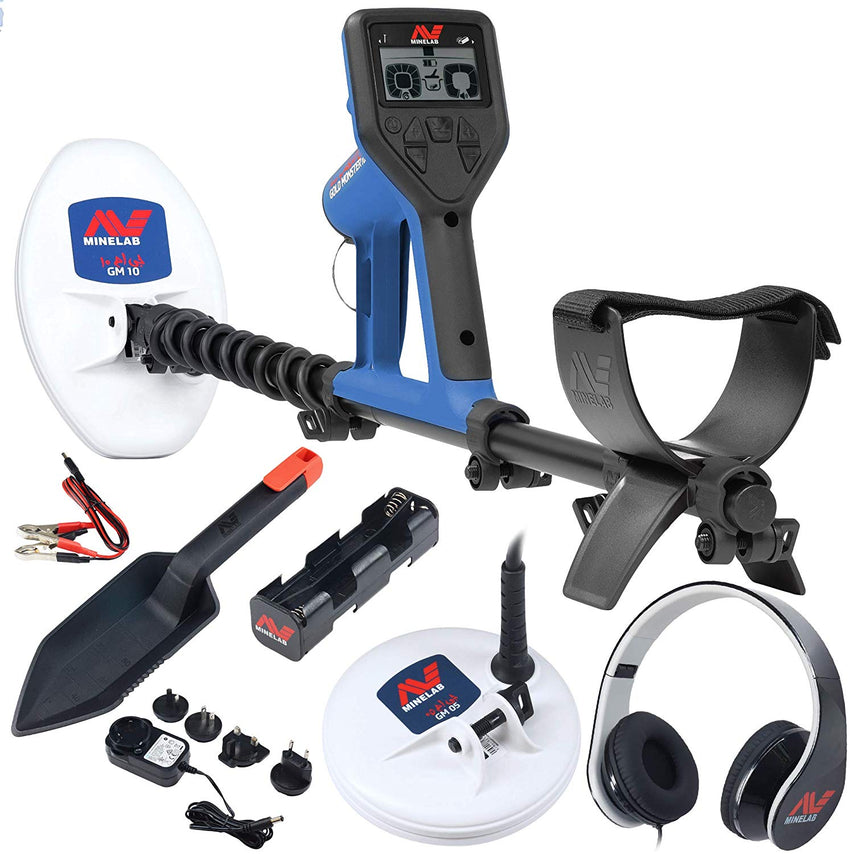 Minelab GOLD MONSTER 1000 Easy-to-Use High Performance Metal Detector