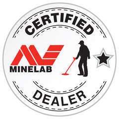 "Minelab CTX 3030 Metal Detector Standard Pack - FREE 6"" Smart Coil and Carry Bag Included"