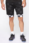 Wellingtonactive Black/White Men Short Nigeria